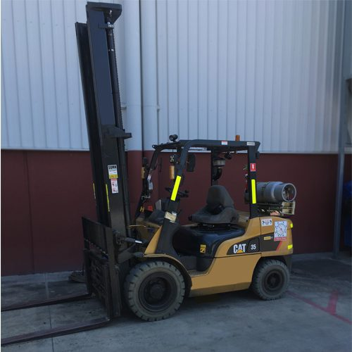 forklift refurbished, used, second hand