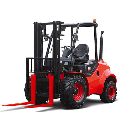 forklift X-series Rough Terrain